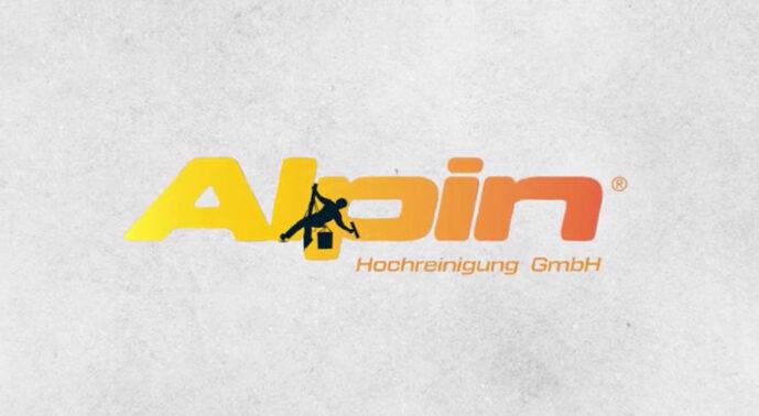 Alpin Hochreinigung Logo